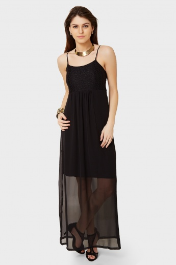 AND Strappy Maxi Dress