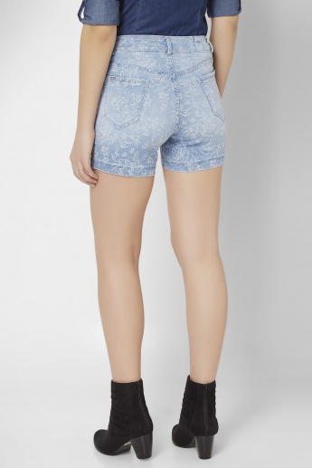 XPOSE Rosy Buds Shorts