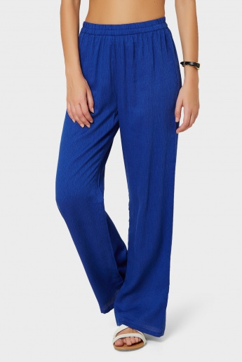 GLOBAL DESI Solid Pants