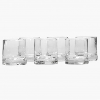 OCEAN Rock Glass- Set Of 6