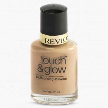 REVLON Touch & Glow Moisturising Makeup Foundation