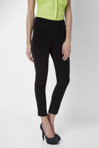 XPOSE Corduroy Ankle Length Pants
