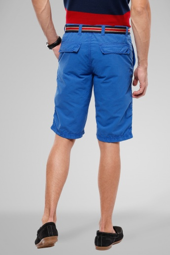 BREAKBOUNCE Slim Fit Shorts