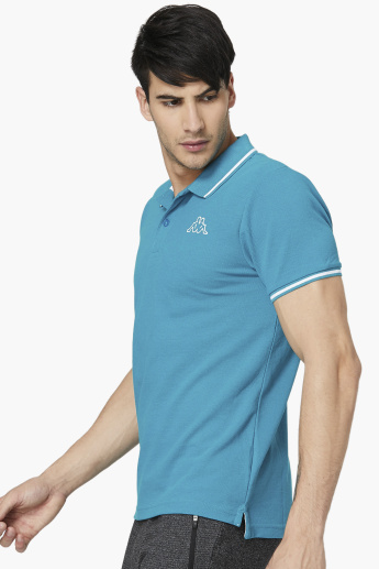 KAPPA Polo Neck T-Shirt