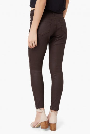 CODE Ankle Length Skinny Pants