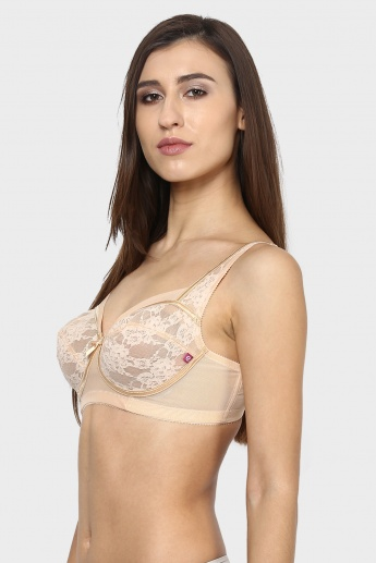 ENAMOR Underwired Non-Padded Bra