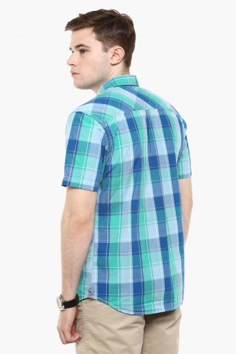CODE Casual Half Sleeves Shirt