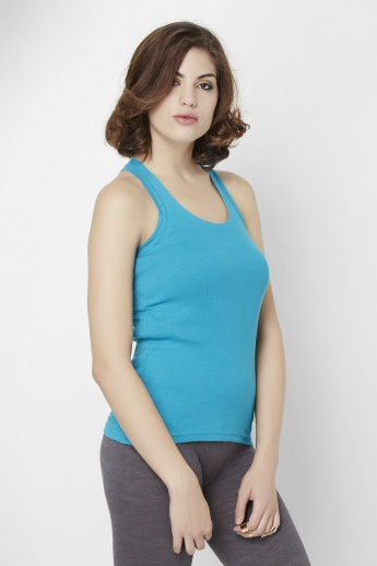 GINGER Solid Tank Top