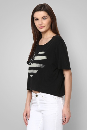 GINGER Divine Heart Boxy Top