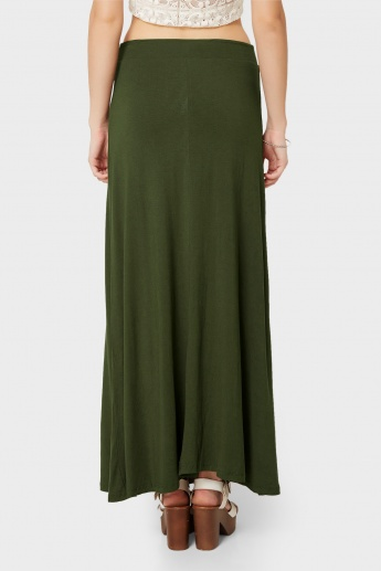 GINGER Maxi Skirt