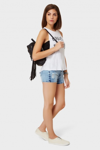 GINGER Endless Paradise Sleeveless Top