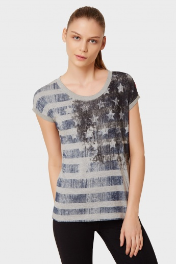 KAPPA Star Dust Basic T-Shirt