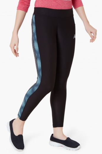 KAPPA Knitted Side Rib Leggings