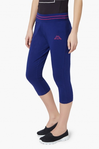 KAPPA Solid Sporty Leggings