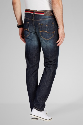 Lee Faded Tapered Fit Jeans