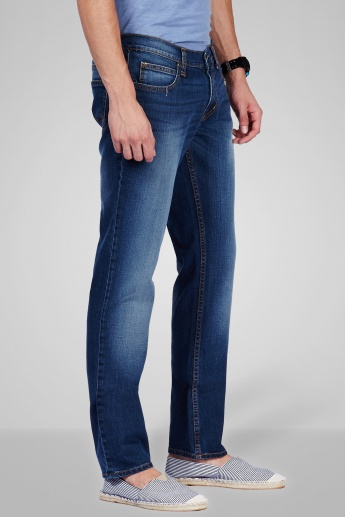 LEE Faded Skinny Fit Jeans