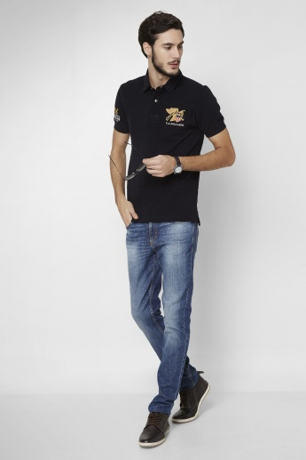 LEE Faded Slim Fit Jeans