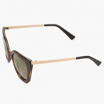 IDEE UV Mirrored Lens Sunglasses