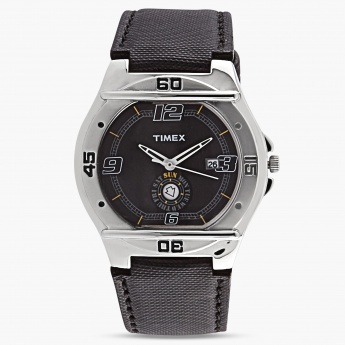 TIMEX EL01 Men Analog with Day & Date Watch