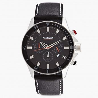 FASTRACK ND3072SL02 Men Analog Watch