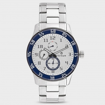 TITAN 1632SM01 Multifunction Watch