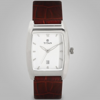 TITAN NE9171SL01J Men Analog with Date Watch