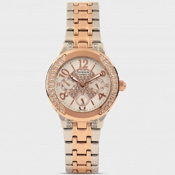 CASIO SX106 Women Multifunction Watch