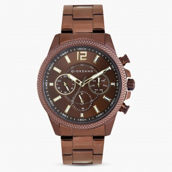 GIORDANO 1726-55 Multifunction Watch