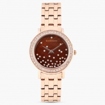 GIORDANO 2734-33 Analog Watch
