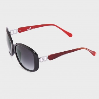 SCOTT Oval Sunglasses