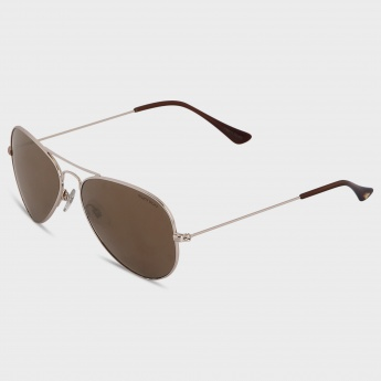 MIAMI BLUES Aviator Sunglasses