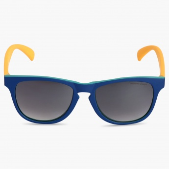 MIAMI BLUES Wayfarer Sunglasses