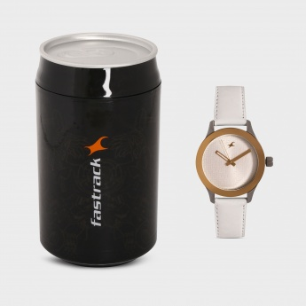 FASTRACK NF6078SL02 Analog Women Watch