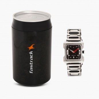 FASTRACK NF1474SM02 Multifunction Men Watch