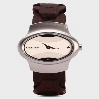 FASTRACK NF6004SL01 Analog Women Watch