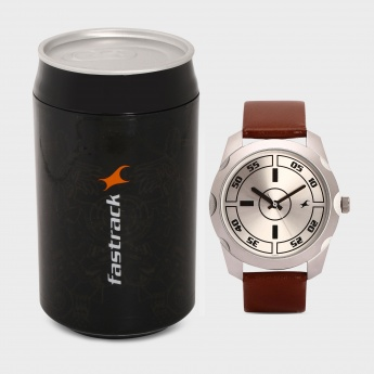 FASTRACK NF3123SL02 Analog Men Watch