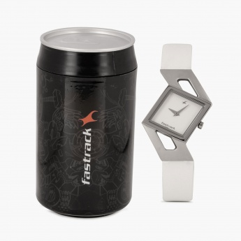 FASTRACK NF6035SL01 Analog Watch