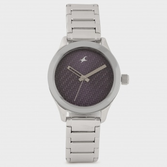 FASTRACK NF6078SM04 Analog Watch