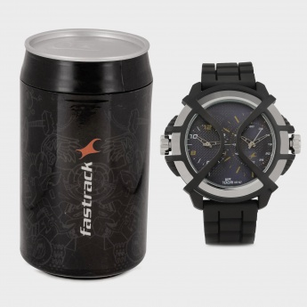FASTRACK NF38016PP01J Analog Watch