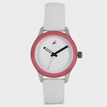 FASTRACK NF6078SL01 Analog Watch