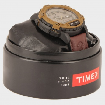 TIMEX TW4B06000 Analog & Digital Watch