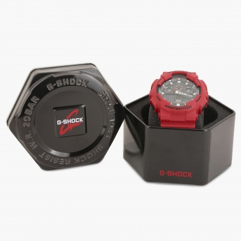 CASIO G344 Analog & Digital Watch