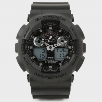 CASIO G521 Analog & Digital Watch