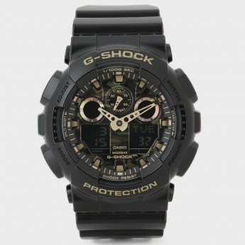 CASIO G519 Analog & Digital Watch