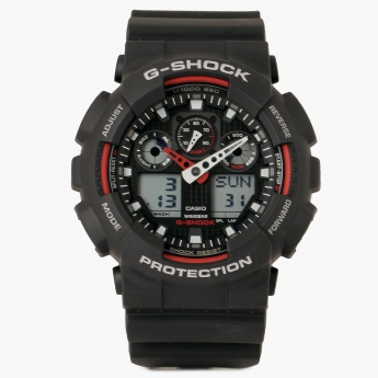 CASIO G272 Analog & Digital Watch