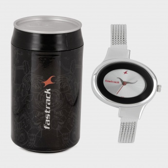 FASTRACK NE6015SM01 Analog Watch