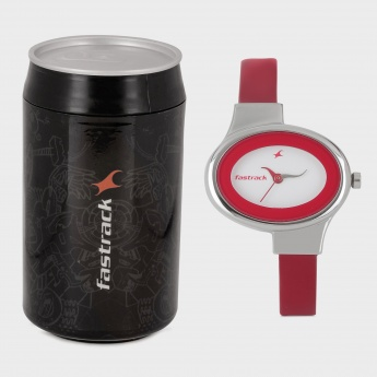 FASTRACK NE6015SL01 Analog Watch