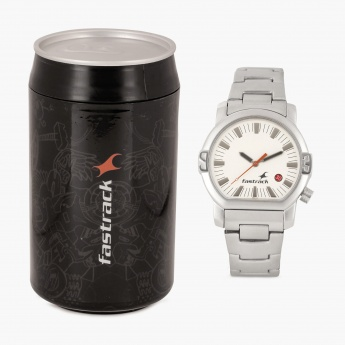 FASTRACK NF1161SM03 Analog with Date Watch