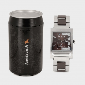 FASTRACK NF1478SM02 Analog with Date Watch