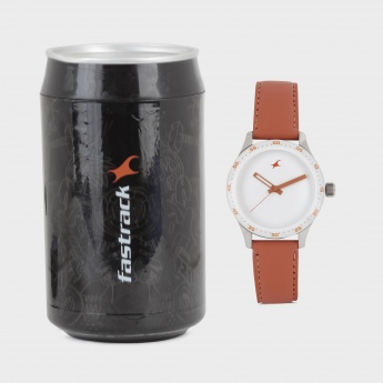 FASTRACK NF6078SL04 Analog Watch